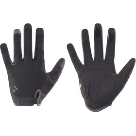 Cube Natural Fit Guantes Dedo Largo, blackline